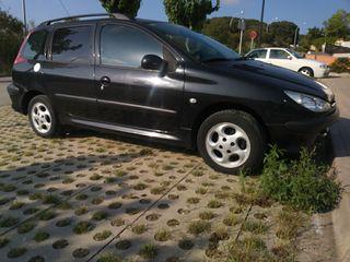 2005 Peugeot 206 SW