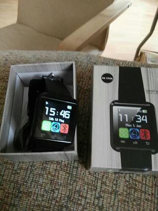cambio smartwatch por pulsómetro
