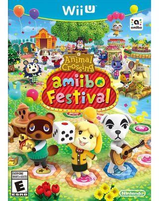 Amiibo festival wii u