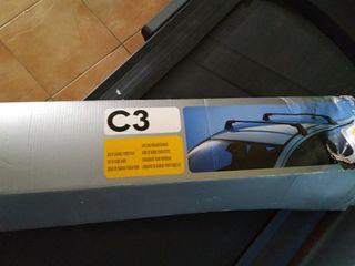 vaqueta de Citroen c 3