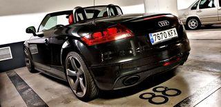 Audi TT RS Cabrio 2010
