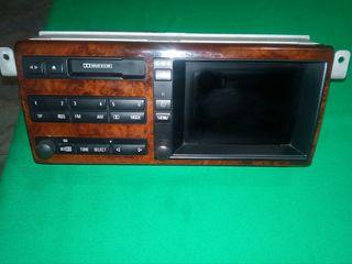 BMW Serie 5 1999 no funciona cassette