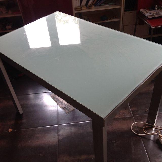 Mesa comedor diseño extensible de segunda mano por 1 € en Salamanca ...