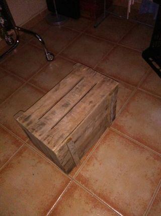 cajas de madera 49.cm largo x27.fondox35.ancho