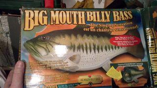 Adorno forma pe pez cantarin