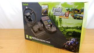 Logitech G Farm Simulator Tractor Simulador granja