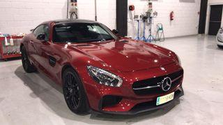 Alquiler Mercedes AMG GTS (EN TODA ESPAÑA)