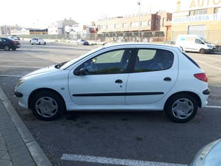 Peugeot 206 1998