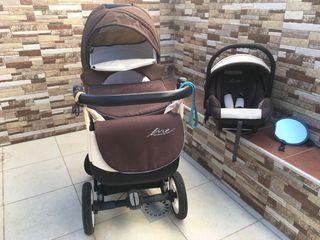 Carro de bebe Bexa Line