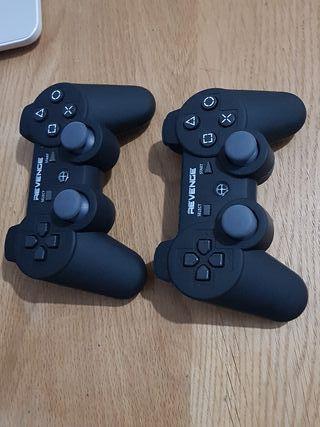 Mandos PS3 y PC