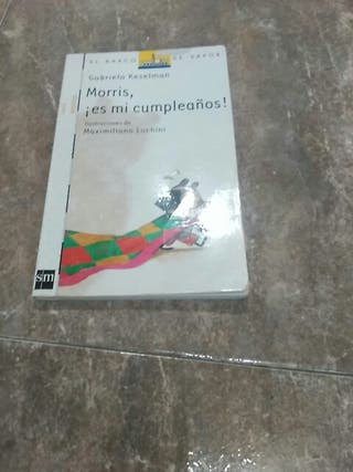 Morris, ¡es mi cumpleaños!