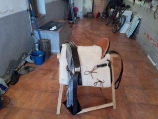 silla de montar a caballo