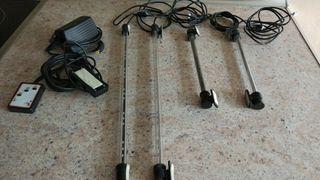 kit barras led