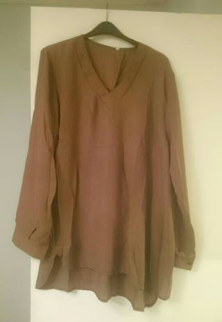 Womens Brown Blouse For Sale