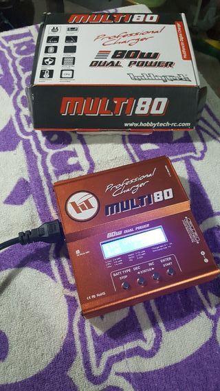 Cargador Hobbytech Multi80