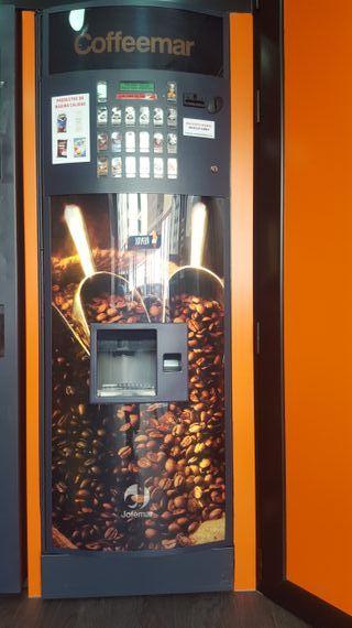 Máquina Vending Café Coffeemar Jofemar
