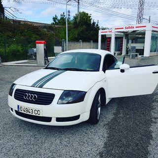 Audi TT 1.8 turbo 180cv