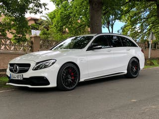 Mercedes C63 Amg Estate Impecable
