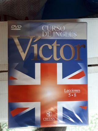 Curso de ingles en dvd
