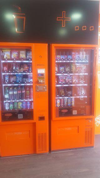 Máquinas vending Jofemar Vision