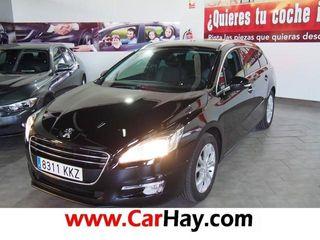 Peugeot 508 SW 2.0 HDI Allure 103 kW (140 CV)