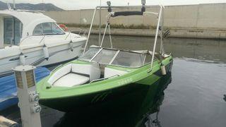 barca bayliner open