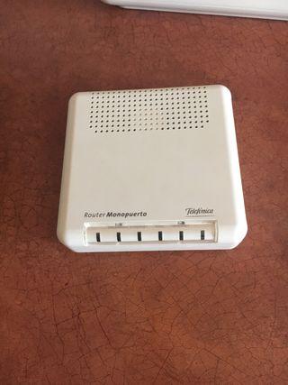 Router wi-fi Movistar