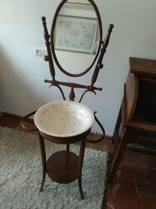 Mueble Lavamanos antigüo