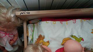 Cama de niño Sniglar