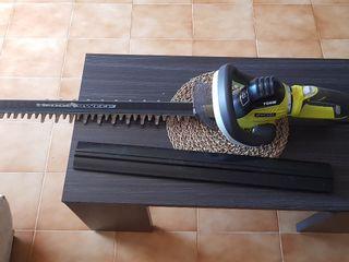 corta setos ryobi 750w