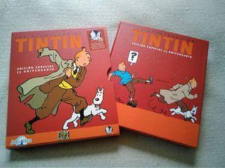 Coleccionismo: Las aventuras de Tintín (5 DVD)