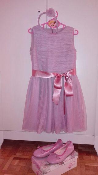 Vestido de niña precioso