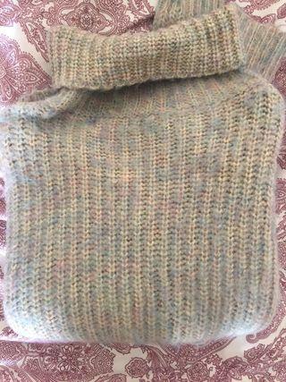 jersey lana cuello