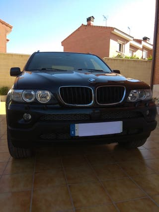 BMW X5 3.0D 2005