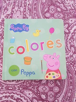 Libro pepa pig