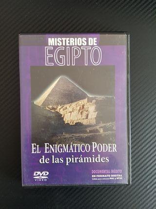 Película Misterios de Egipto