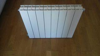 radiador calefaccion a gas