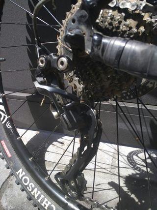 Ganga!!! Bicicleta mtb MERIDA OFERTON!!