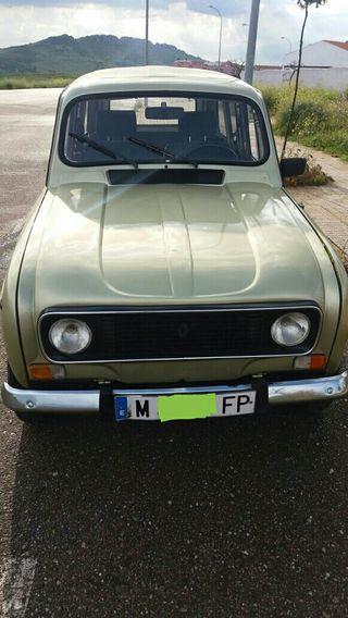 Renault 4L 1983