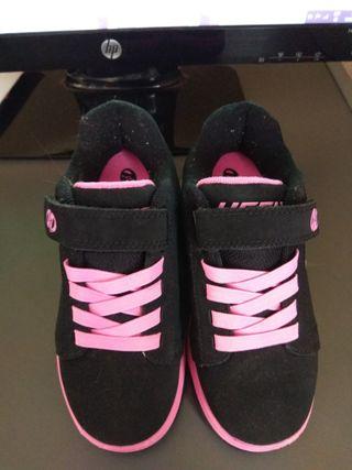 zapatillas ruedas heelys t 31