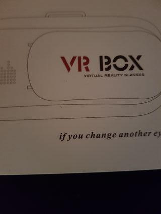 Gafas VR Box virtuales + otra de regalo