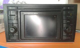 Radio navegador Audi