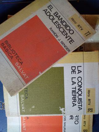 Colección 100 libros Salvat