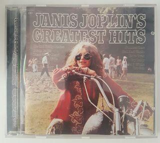 Cd Greatest Hits Janis Joplin