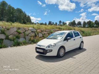 Fiat Punto evo 2012 1.3D Multijet 75 cv