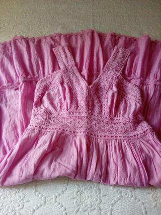 Vestido Tirantes Tlla 40