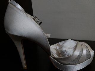 menbur de mano por de segunda 40 Zapatos novia nN8OyvmP0w