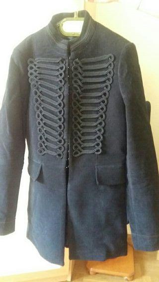 Chaqueta abrigo zara mujer