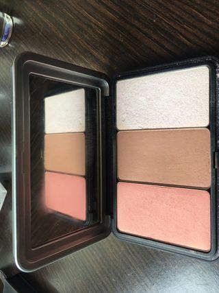 Paleta contorno make up for ev