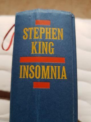 INSOMNIA de StephenKing del Circulo de lectores